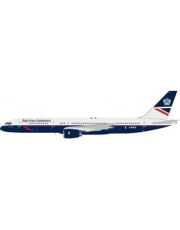 Boeing 757-200 British Airways Landor G-BIKD With Stand