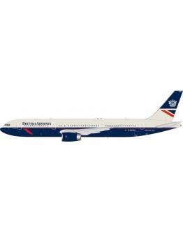 Boeing 767-300 British Airways Landor G-BNWV With Stand