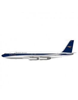 Boeing 707-336C BOAC / British Airways G-AXGW
