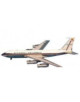 Boeing 720B Avianca Colombia HK-725