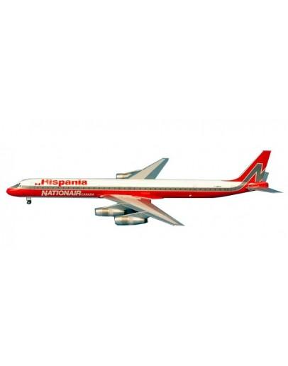 Douglas DC8-61 Nationair / Hispania C-GMXQ