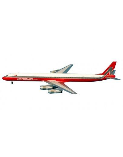 Douglas DC8-61 Nationair C-GMXD