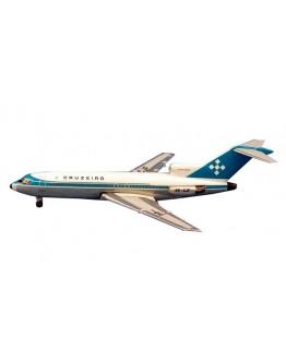 Boeing 727-100 Cruzeiro PP-CJF