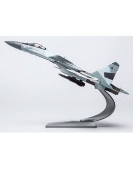 Sukhoi SU-35 heavy fighter jet Camo Russian Air Force, 21