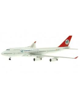 Boeing 747-412 Garuda Indonesia EC-KSM