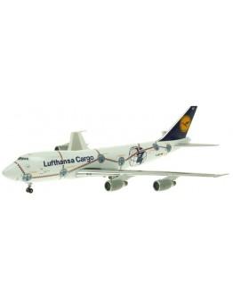 Boeing 747-300ER Lufthansa Cargo D-ABZF