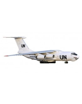 Ilyushin IL-76T United Nations RA-76457