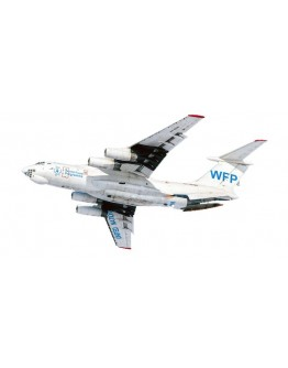 Ilyushin IL-76T World Food Programme (WFP) RA-76780