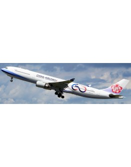 """A330-300 (China Airlines """"60th Anniversary"""")"""