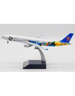 """Airbus A330-300 China Southern Airlines """"China International Import Expo"""" B-5940 With Stand"""