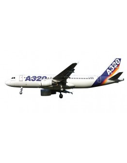 Airbus A320-200 Airbus House Colors F-WWBA With Stand