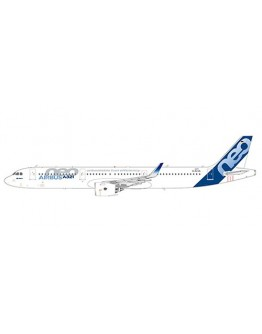 Airbus A321neo Airbus Industrie D-AVXA With Stand