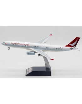 Airbus A330-300 Cathay Dragon B-LBF With Stand
