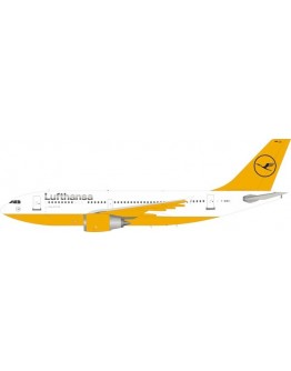 Airbus A310-304 Lufthansa Yellow F-WWCI With Stand