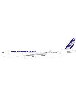 Airbus A340-200 Air France Asie F-GLZE With Stand