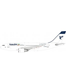 Airbus A310-304 Iran Air EP-IBK with stand