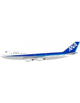 Boeing 747-200 ANA All Nippon Airways JA8175 with stand