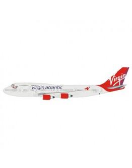 Boeing 747-400 Virgin Atlantic Airways G-VROY