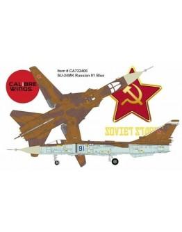 SU-24MR Fencer Russian 91 Blue Wave 3