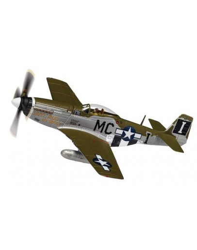 P51D Mustang USAAF, 44-13761 / MC-I, 'Happy Jack's Go Buggy', Capt. Jack M Ilfrey, 79th FS / 20th FG, Kings Cliffe, August 1944