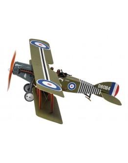 Bristol F2B Fighter D8084/S, Capt. Sydney Dalrymple and 2/Lt. G. Beagle, RAF No.139 Squadron 'Charlie Chaplin'