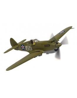 Curtiss P-40B Warhawk, USAAF, Pearl Harbor 80th Anniversary