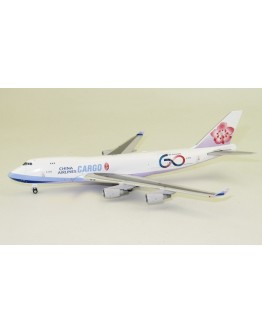 "Boeing 747-400F China Airlines Cargo ""60th Anniversary"" B-18701 with Antenna"