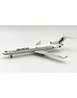 Boeing 727-200 Aviacsa XA-SIJ with stand
