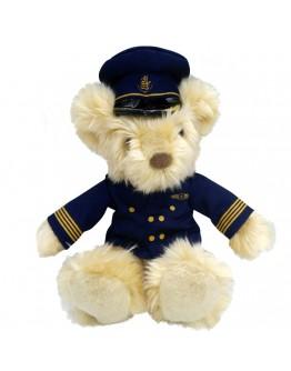 Urso de Peluche c/ uniforme