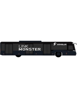Airport Accessories Airport Bus Starlux Link Monster Set of 2