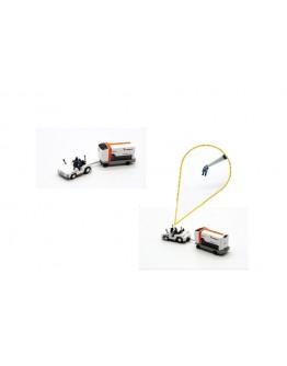 Airport Accessories Ground Power Unit Set Swissport