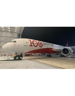 "B787-9 (Qantas ""100 year anniversary"")"