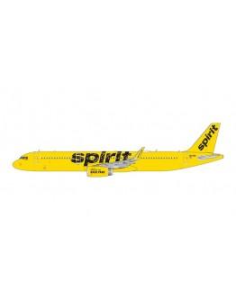 Airbus A321 Spirit Airlines N672NK