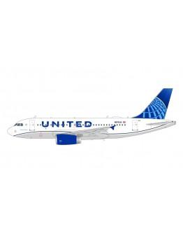 Airbus A319 United N876UA