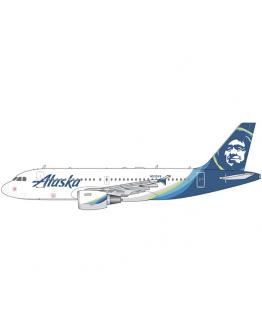 Airbus A319 Alaska N530VA
