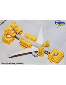 Airport Accessories (Aircraft Maintenance Scaffolding)
