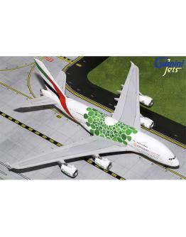 "A380  Emirates ""EXPO 2020, Green"""