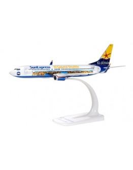 """Boeing 737-800 SunExpress """"El Gouna Shuttle"""" D-ASXP"""