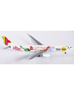 """TAP Portugal Airbus A330-300 """"Portugal Stopover"""" - CS-TOW"""