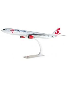Airbus A330-300 CSA Czech Airlines OK-YBA