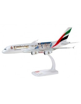 """Airbus A380 Emirates """"Real Madrid 2018"""""""