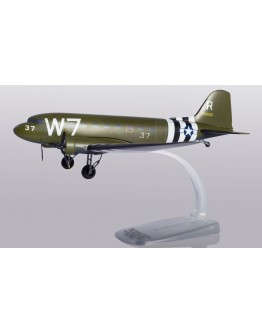 Douglas DC3 / Douglas C47A US Army Air Forces, 316th Troop Carrier Group, 37th Troop Carrier Squadron, Operation Neptune, D-Day 75th Anniversary Edition
