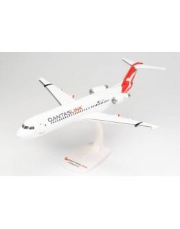 Fokker 100 Qantas Link VH-NHF