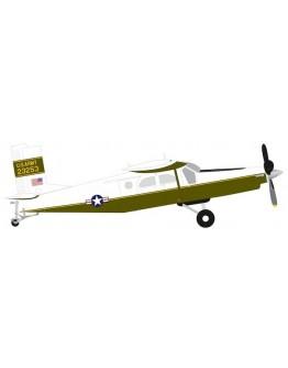 """PC6 Pilatus Turboporter UV-20A US Army, """"Chiricahua"""" - Aviation Detachment, Berlin Brigade, Tempelhof 1981 79-235253"""