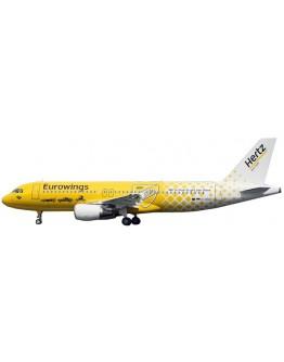 "Airbus A320 Eurowings ""Hertz 100 Jahre"" D-ABDU"