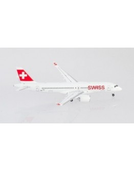 Airbus A220-300 Swiss International Air Lines, HB-JCL