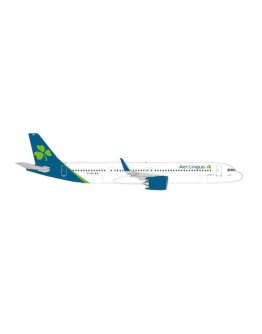 Airbus A321neo Aer Lingus St. Attracta / Athracht