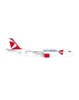 Airbus A320 CSA Czech Airlines OK-HEU