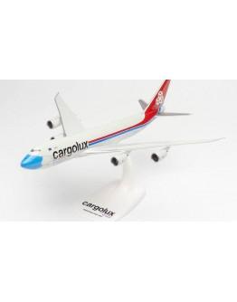 Boeing 747-8F Cargolux Not without my mask LX-VCF Hogan 613118