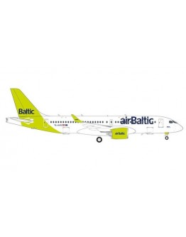 Airbus A220-300 AirBaltic YL-AAU